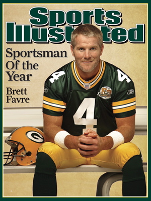 Favre - Sportsman of the Year