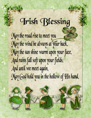 irishblessing