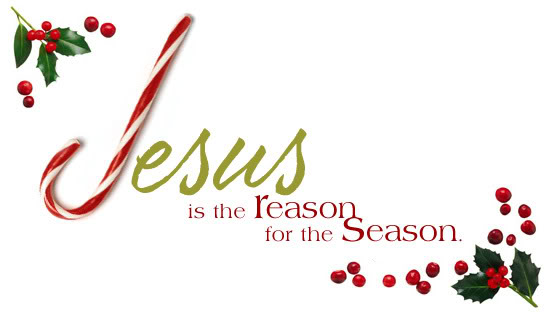 Jesus Is The Reason For The Season Jesus is the reason
